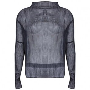 Bao Bao Issey Miyake Black Shirt