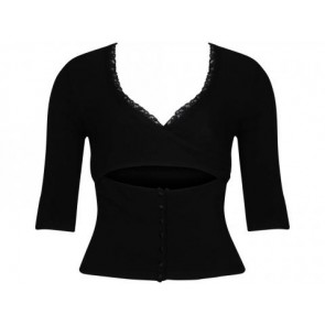 Blugirl Blumarine Black Shirt