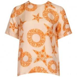 Cline Orange Shirt