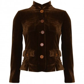 Etro Profumi Brown Jaket