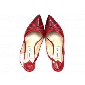 Jimmy Choo Red Heels