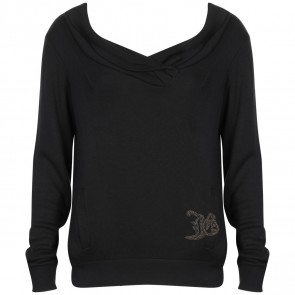 John Galliano Black Sweater