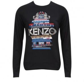 Kenzo Black Shirt