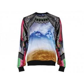 Manish Arora Blue Sweater