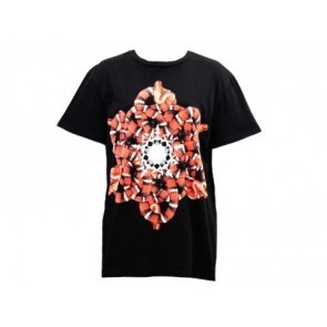 Marcelo Burlon Black T-Shirt