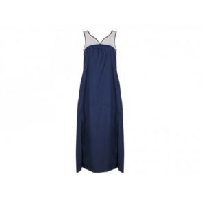 Max Mara Blue Midi Dress