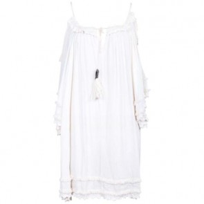 Salvatore Ferragamo White Midi Dress
