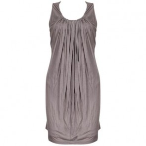 Stella McCartney Grey Midi Dress