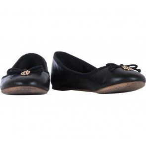 Tory Burch Black Chelsea Flats