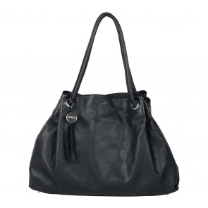 Furla Black Shoulder Bag