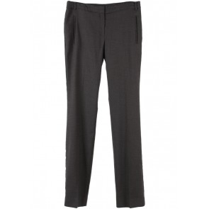 Mango Black And Grey Pants