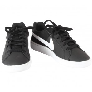 Nike Black And White Nike Court Royale Sneakers