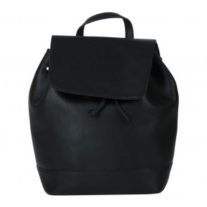 Mango Black Backpack