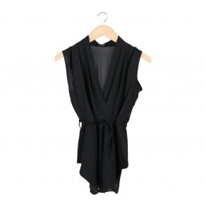 Shop At Velvet Black Sleeveless