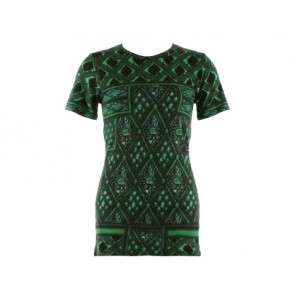 Balmain Green Midi Dress