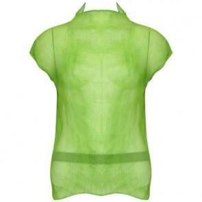 Bao Bao Issey Miyake Green Sleeveless