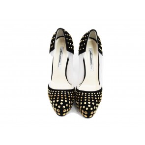 Brian Atwood Black Heels
