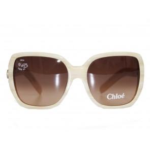 Chloe Silver Sunglasses
