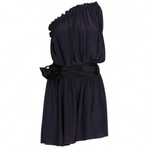 Etoile Isabel Marant Dark Grey Midi Dress
