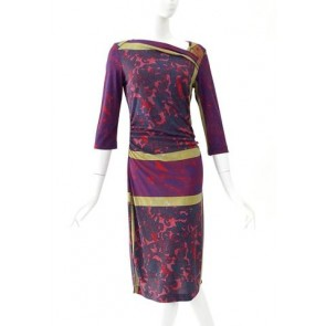 Etro Profumi  Midi Dress
