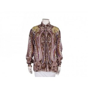 Etro Profumi Purple Shirt