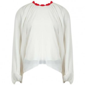 Giambattista Valli White Blouse