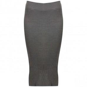 James Perse Green Skirt