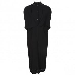 Loewe Black Midi Dress