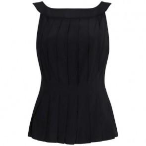 Louis Vuitton Black Sleeveless
