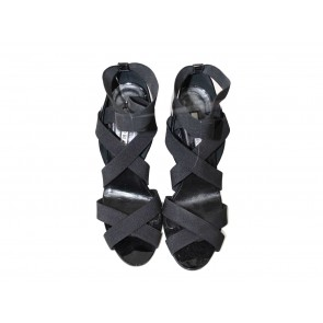 Manolo Blahnik Black Heels