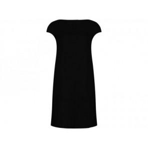 Max Mara Studio Black Midi Dress