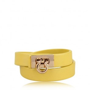 Salvatore Ferragamo Yellow Jewellery