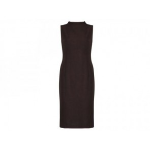TheoryX Brown Midi Dress