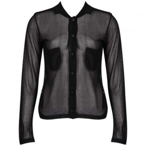 Versace Jeans Couture Black Shirt
