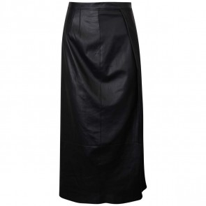 Adam Lippes Black Skirt