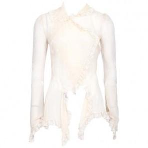 Balenciaga Beige Shirt