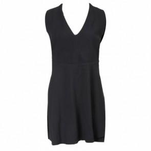 Balenciaga Black Midi Dress