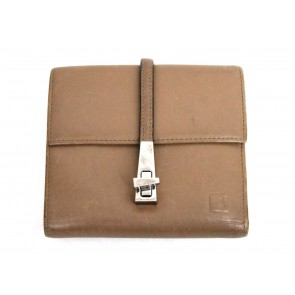 Bally Brown Wallet