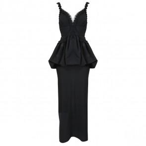 Dsquared2 Black Midi Dress