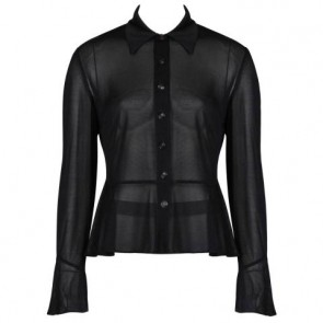 Gianni Versace Black Shirt