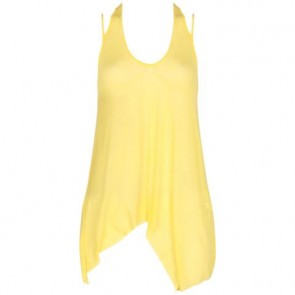 Helmut Lang Yellow Shirt