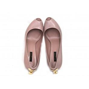 Louis Vuitton Nude Heels