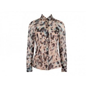 Moschino Beige Blouse
