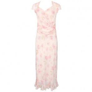 Ralph Lauren Beige Long Dress