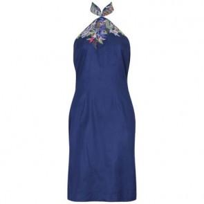 Shanghai Tang  Midi Dress