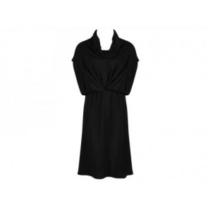 Ter et Bantine Black Midi Dress