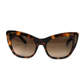 Zac Posen Brown Sunglasses