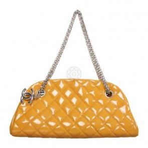 Chanel Orange Shoulder Bag