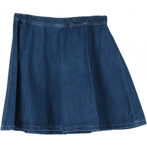 Bershka Blue Jeans Mini Skirt