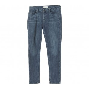Levi´s Dark Blue Demi Curve Pants